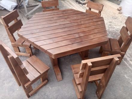 Изделия которые можно сделать из террасной доски: терраса, садовая мебель